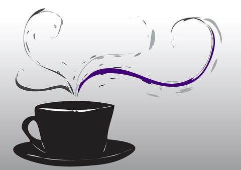 coffee aroma 2 purple