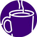 ThinkEvans has coffee with IT folks